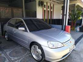 Honda Civic autometic 2001 istimewa