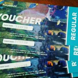Tiket Jakarta Aquarium