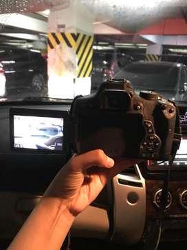 Camera cannon 750d
