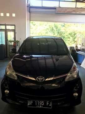 Dijual Mobil Second Avanza Veloz Hitam 2013 Auto Matic