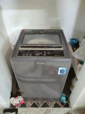 Whirlpool washing machine top load full automatic 7kg