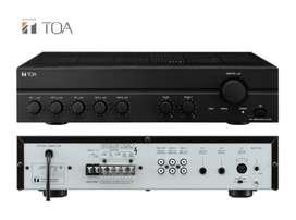 New Mixer Amplifier TOA 2120 120Watt