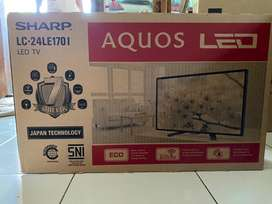 LED TV Sharp 24 inch baru