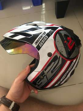Helm G2 helmet innovator series Langka