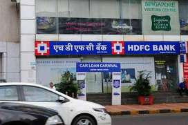 HDFC process jobs in NCR