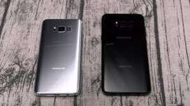 Samsung S8+ are available on Attractive PRICE, COD SERVICE ARE AVAILA