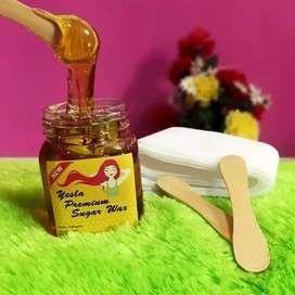 Sugar wax pencabut bulu ketiak kaki tangan dll