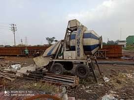 Ready Mix Concrete Bean Bag Machine
