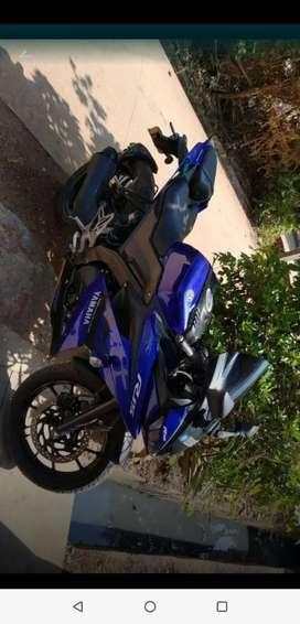R15 v3 racing blue