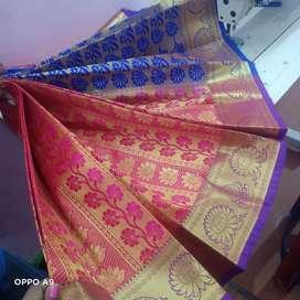 Silk saree starting from 750