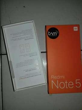 dus box red mi note5