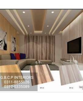 3D WALLPANELS FOR DESIGING & WATER PROOFING