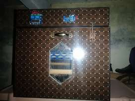 Full automatic incubator for sale in low prize 80 eggs