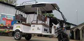 E-rikshaw at affordable prices