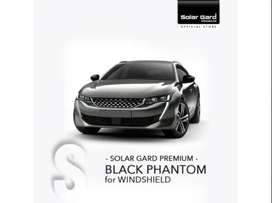 Kaca Film Depan Solar Gard Premium Black Phantom Untuk Small car