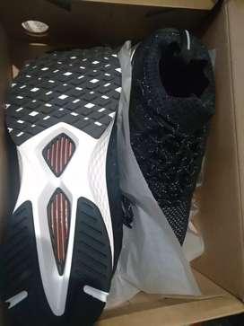 Mi dark grey new shoes