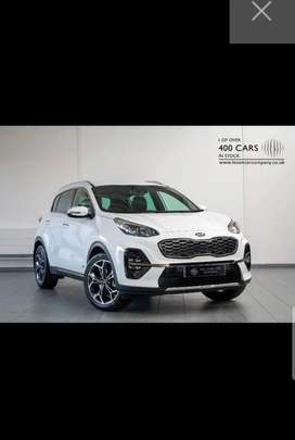 Kia Sportage 4.2 Easy installment through Al baraka bank