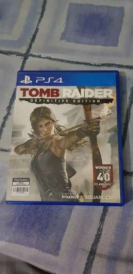 TOMB RAIDER Definitive Edition . Price is final
