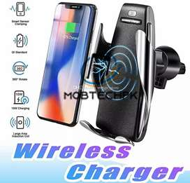 Super Fast sensor Wireless car charger