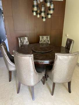 Ding table 6 seater