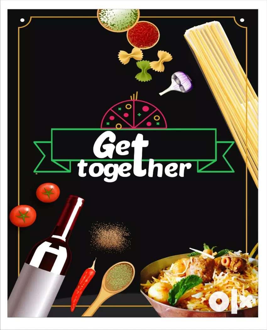 Chef for Indian / Tandoor / Kitchen Helper 0