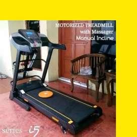 gratis ongkir treadmill treadmill elektrik i5 monza C-99
