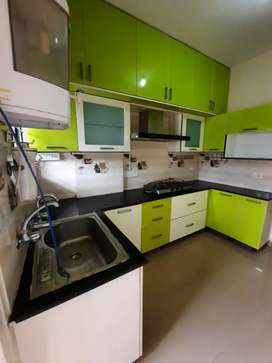 3bhk fully furnished at appartment