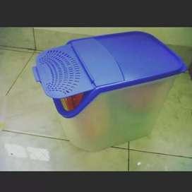 tempat wadah plastik