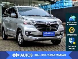 [OLX Autos] Toyota Avanza 1.3 G M/T 2018 Silver