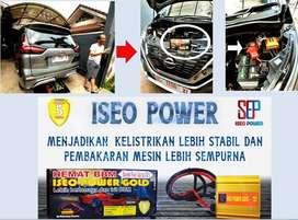Utk Tambah IRIT dg Tarikan yg BERTENAGA pakaikan ISEO POWER Bos