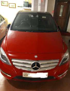 Diesel Mercedes B Class Limited Edition Lady Driven