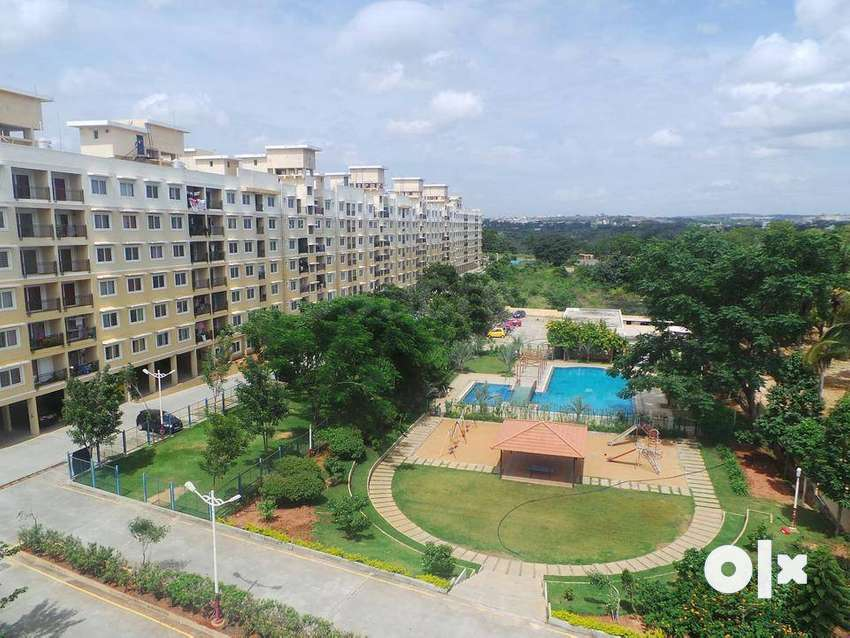 Flat for Sale in Kanakapura Road, Gated Community, Best Price 0