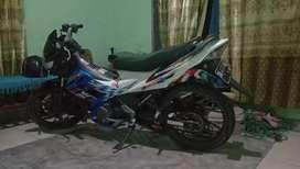 Suzuki satria F thn 2009