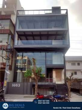 Semi-Furnished 260 Sq.ft Space for rent at Kuttanellur, Thrissur..