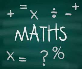 Mathematics upto 10th class will be taught