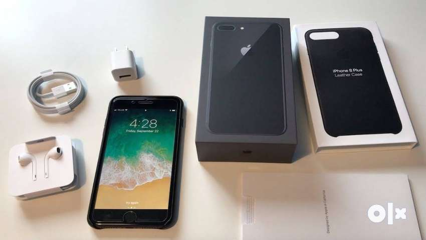 imported new I Phone 8+ ( 64 Gb , 256 Gb ) sale on cod 0
