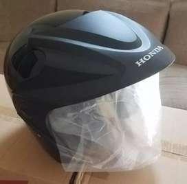TERMURAHH Helm HELEM Honda  Baru, Ori, Helm Half Face SNI