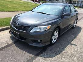 Toyota Camry 2012 on easy installments.