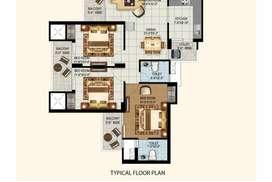 3BHK Under Construction Flat For Sale In Sector 2 Greater Noida(W)