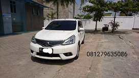 Grand Livina XV matic 2014