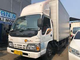 Isuzu ELF NKR 71 HD Harimau Full Box 2016 ANTIK