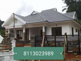 BEAUTIFUL HOME SALE IN NEAR PALA PONKUNNAM HIGHWAY JUST 300 MTR