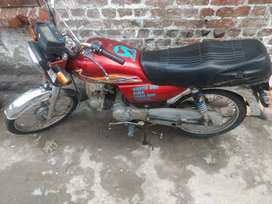 Road prince 70cc in very good condition Aal ok just buy and ride