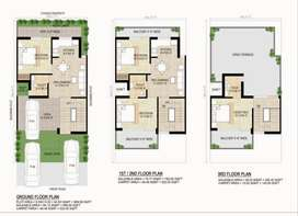 Fresh Booking Available for 1BHK Floor in Forteasia Sector -35 B.Garh
