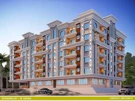 4bhk super deluxe independent luxury flat in tolichowki