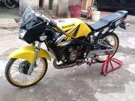 Ninja r 150 2013 lengkap