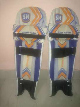 SM Leg Pads only 6 Months old