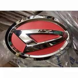 GROSIR Emblem Merah Daihatsu  Ukuran 12,13,14,15Cm
