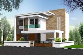3 b h k New duplex house for sale in Meryhill