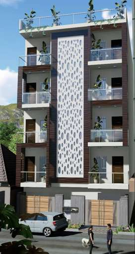 2 BHK READY TO MOVE IN NEW COLONY,GURUDWARA ROAD.